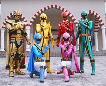 Special Contents Toei International