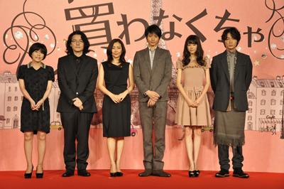 岩井俊二が監督じゃなくて、プロデュースなんだー。