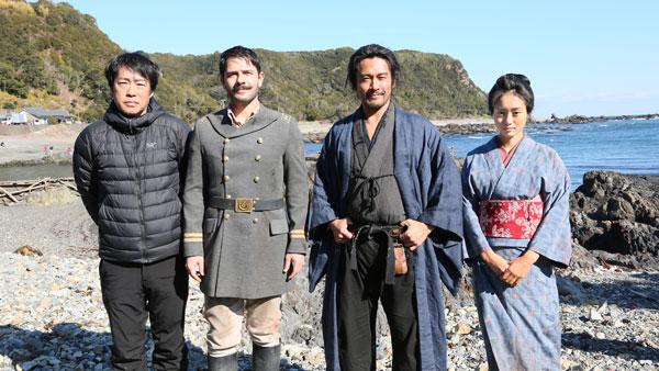 映画『海難1890』和歌山県串本町 撮影現場取材 レポート!