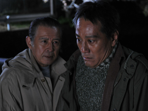 放送は終了しました その男…犯人を自首させる刑事 その男、副署長~京都河原町署事件ファイル